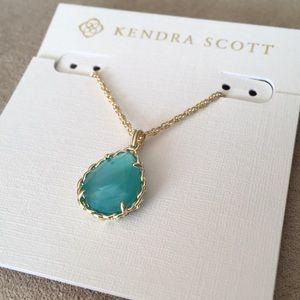 Kendra Scott Dee Macrame Short Pendant Necklace